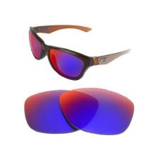 NEW POLARIZED CUSTOM LIGHT+ RED LENS FOR OAKLEY JUPITER SUNGLASSES